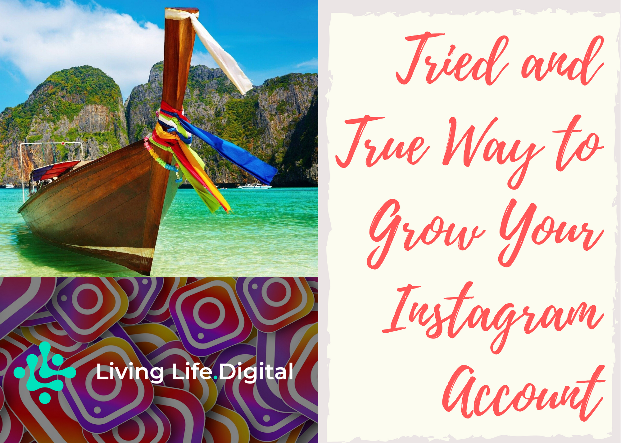 Tried and True Way to Grow Your Instagram Account