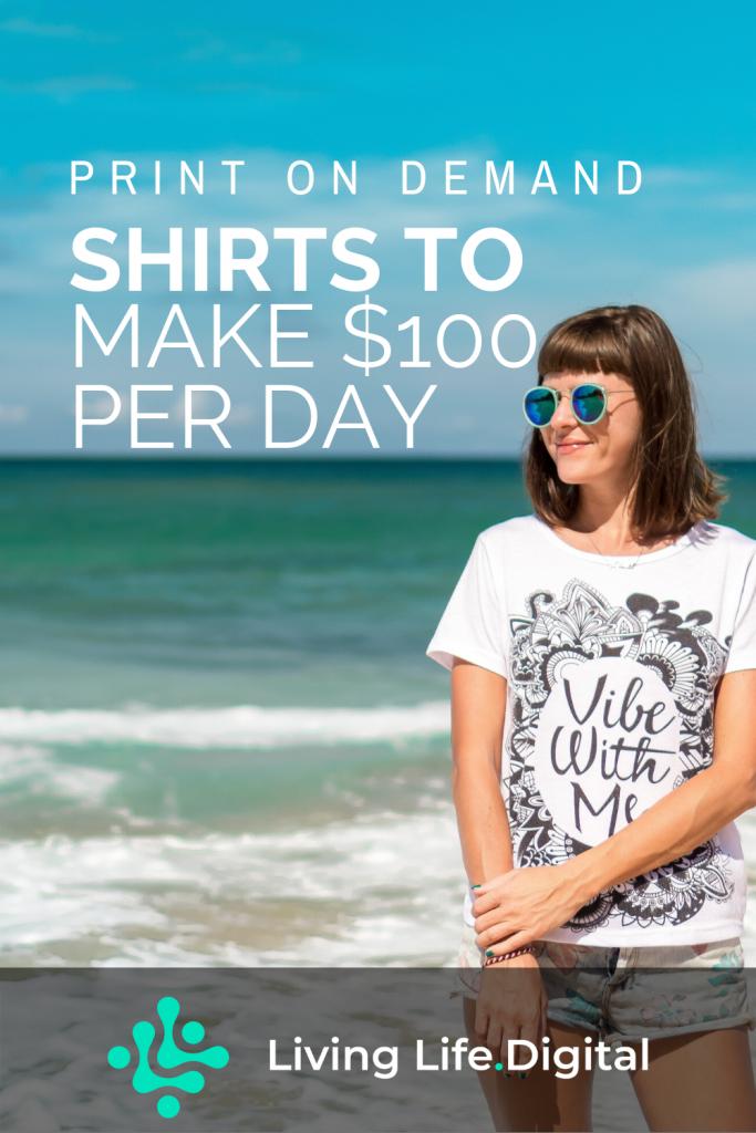 Print on Demand Shirts Pinterest